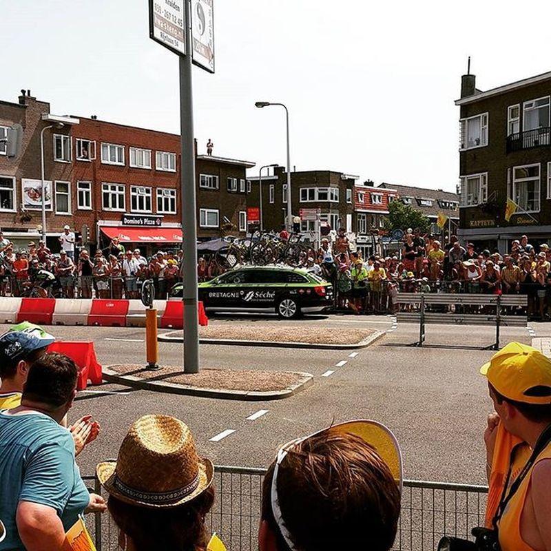 Le Tour De France in Utrecht 🚲😈😎 Letour Letourdefrance Ltdf2015 Utrecht