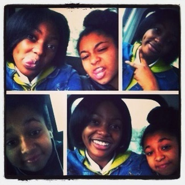 Its National Bestfriend Day && Here She Go