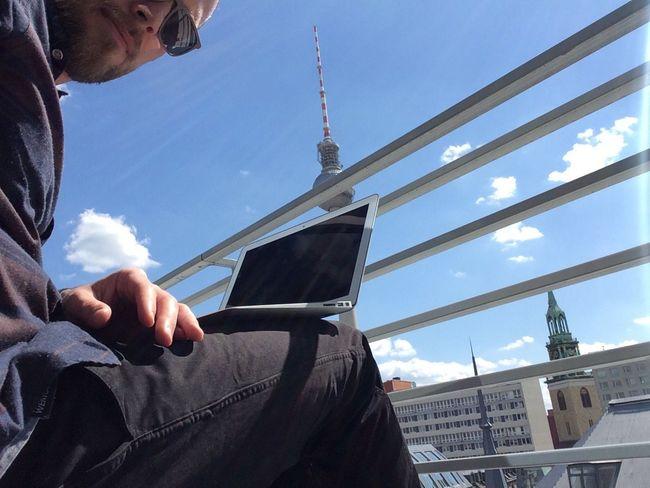KKLD Berlin Rooftop Office Officeview