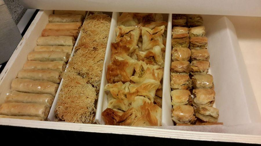 Mohamad Alkhaldy Lebanon My Brand Istanbul Chef Lebanese Sweets Arabian Happy Ramadan