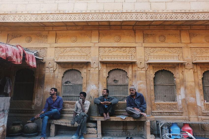 Siesta. (Jaisalmer, India) Medieval Reflect Streetphotography Travel India Human Rajasthan Wanderlust Earth Meditation Spirituality Wandering Curiosity Men