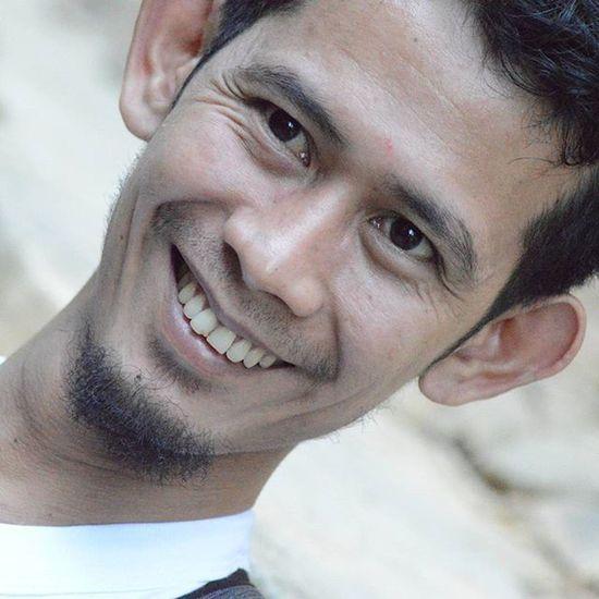 "M. Idris Nst aka @doctorhelmet - he say ""i want fly with my ear""... Sibolga Selfie Fly Trip Travel Potrait Wisata Sumaterautara"