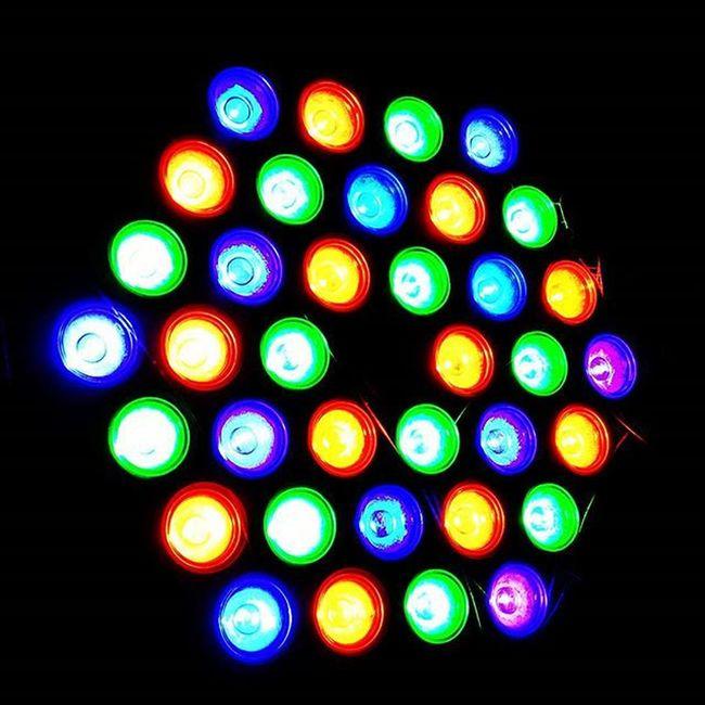 Those lights that make you high... High Disco JD Schooldays Lightshow Lights