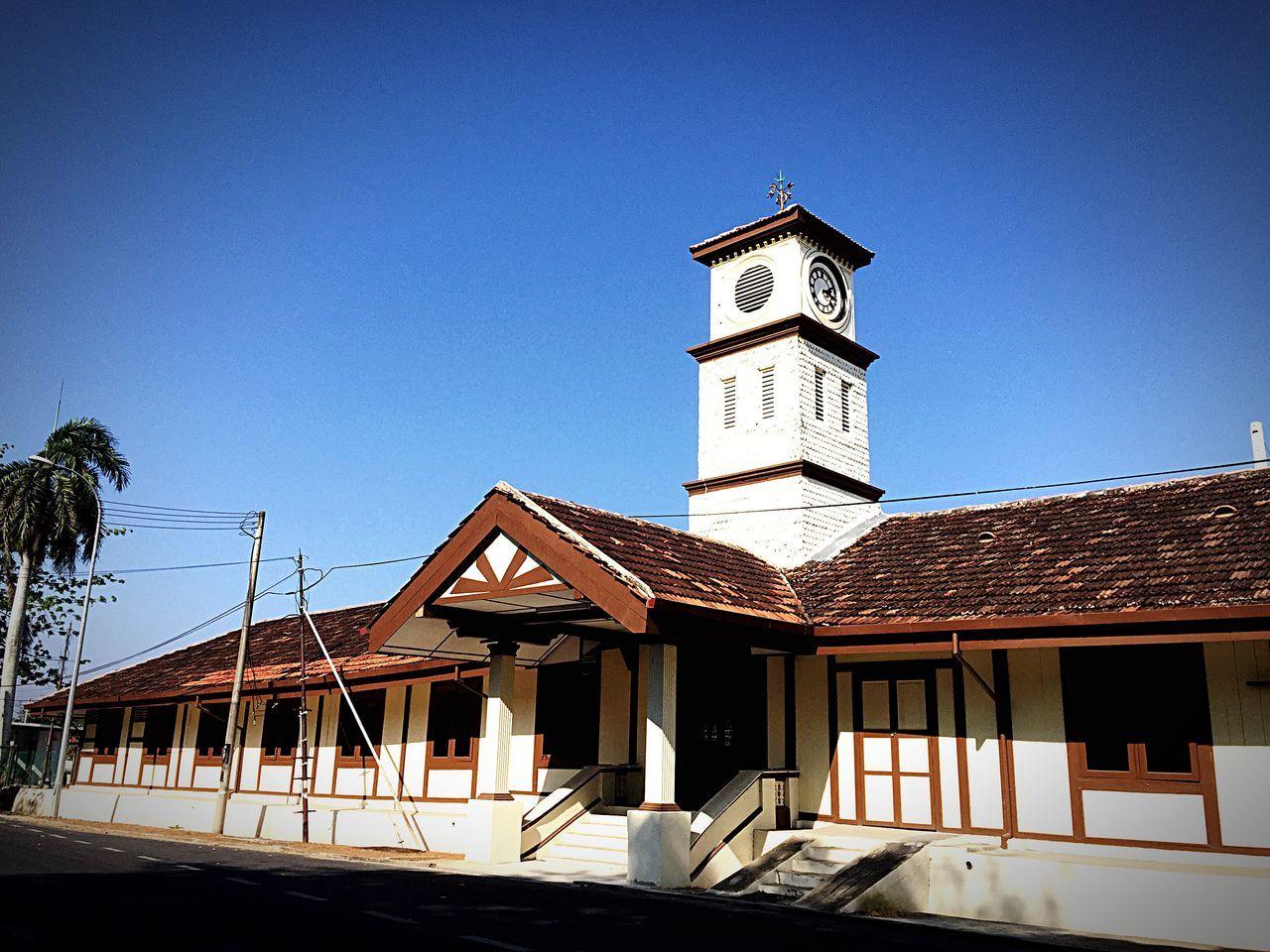 Railway Station Alorstar Kedah Malaysia Landscape_photography Karyarepublic