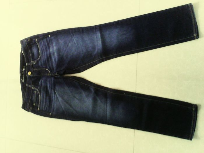stretch cotton jeans by american eagle