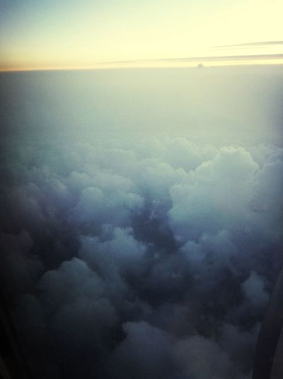 From An Airplane Window :)