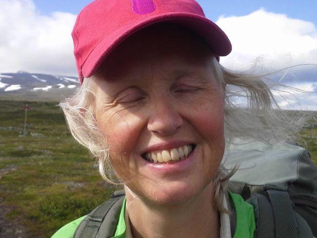 Happy Ever After Outdoors Mountain Trekking Portrait Sweden Portrait Photography Sylarna Trekking Women Who Inspire You Woman Portrait Woman Womens Portraiture Adventure Club Women That Inspires Me Portrait Of A Woman Portrait Of A Friend PortraitPhotography