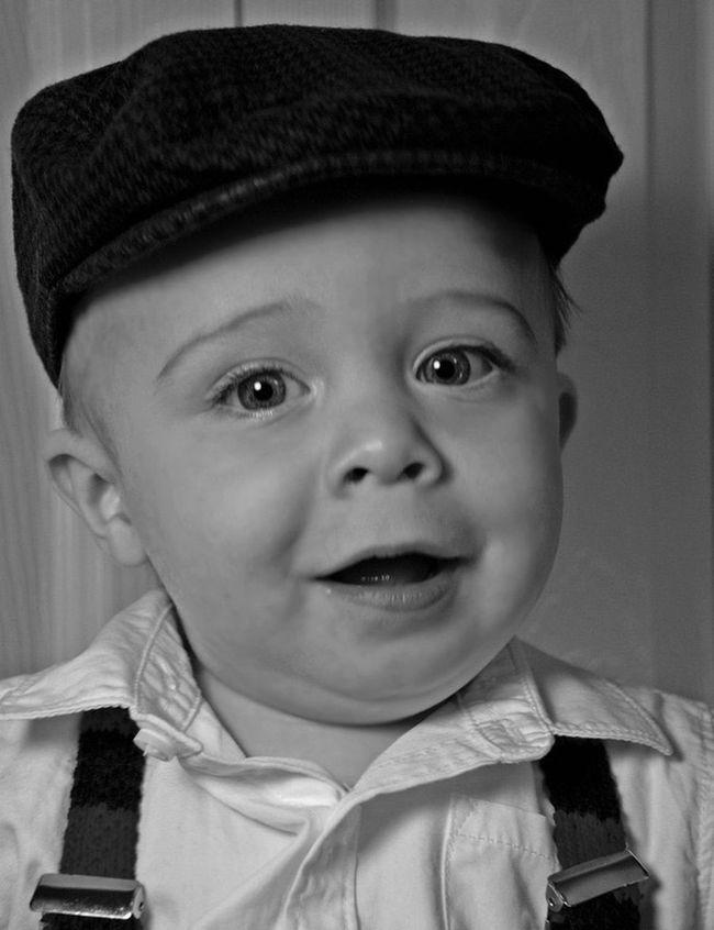 My Joy  My grandson Portrait Blackandwhite Black And White Portrait Childhood Boy B&W Portrait