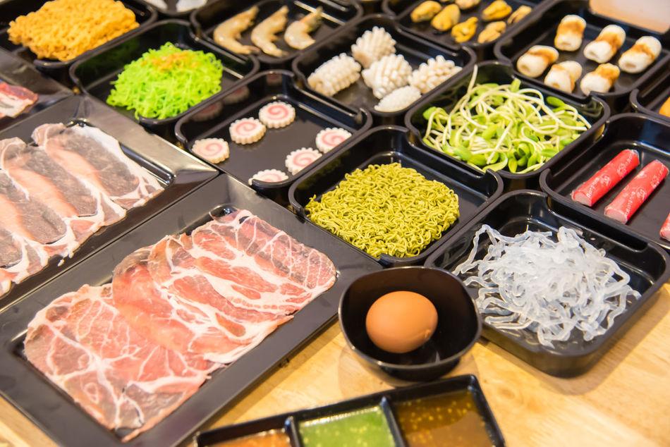 Beef Buffe Eat Eating Food Food And Drink Japanese Food Korea Food Pork Shabu Shabu-shabu ShabuShabuHouse Shabushi