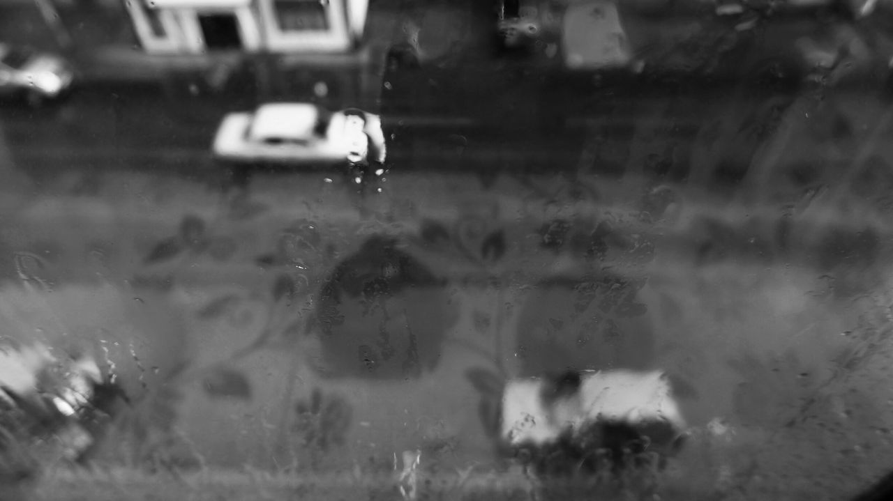 When it Rains 😇 💘 Peace Of Mind Easing My Mind Pluviophile View On The Street Rain RainDrop Wet Window Balcony View Car Streetphotography Dropplets Water Rainy Day Winter Is Here Blackandwhite Monochrome Shades Of Grey Black Vs White Contrast Land Vehicle Snapshots Of Life Moment Of Zen Zenful