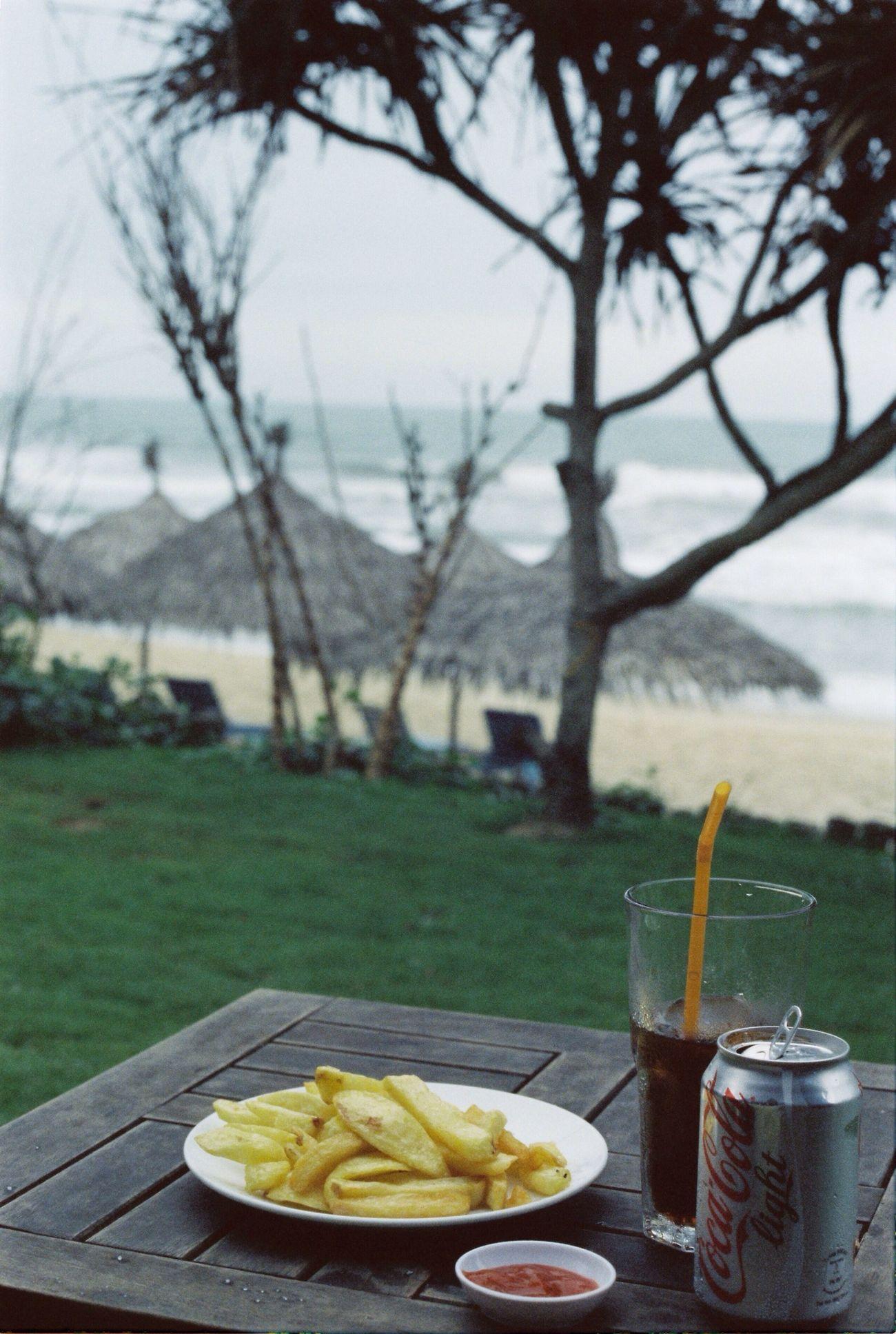 Soul Kitchen. Hoian  Beach Film Photography Filmisnotdead 35mm Vision200t