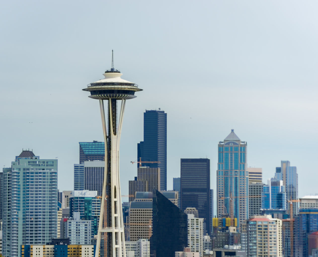 Beautiful stock photos of seattle,  Architecture,  Building Exterior,  Built Structure,  City