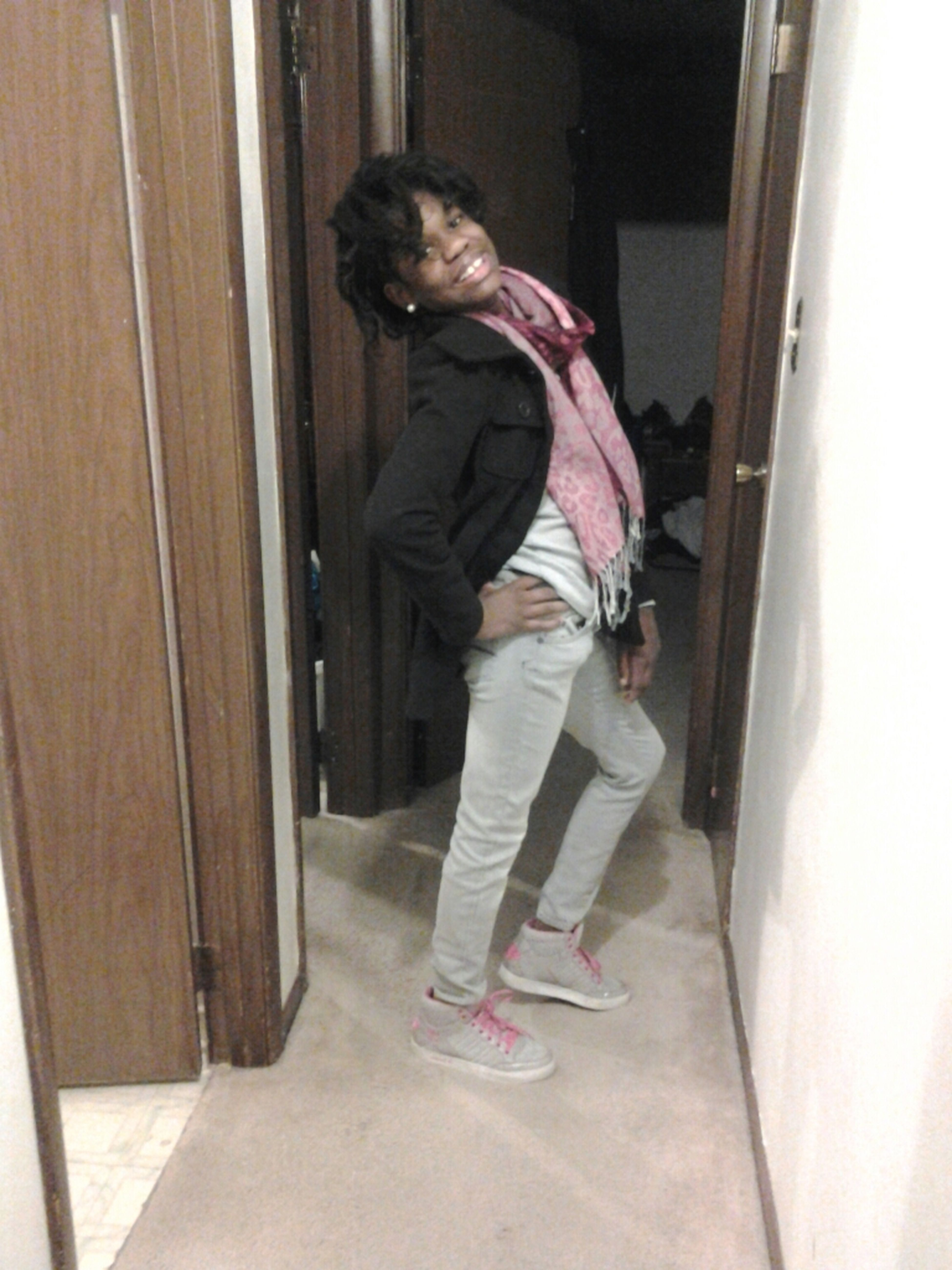 Old Pic But I Was Headed To My Brother Game