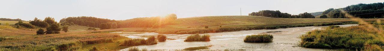 Nature Nikonphotography Panorama Russia Rylsk Landscape Summer Sundown
