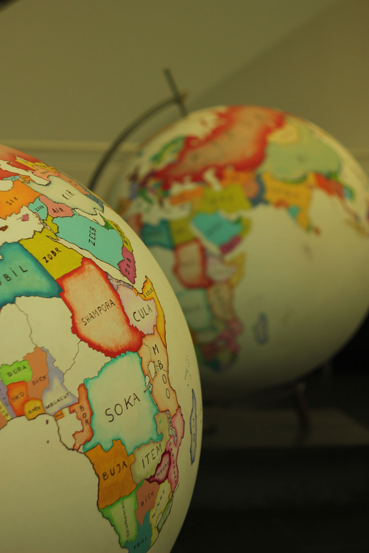 Beautiful stock photos of globe of earth,  Close-Up,  Communication,  Focus On Foreground,  Globe