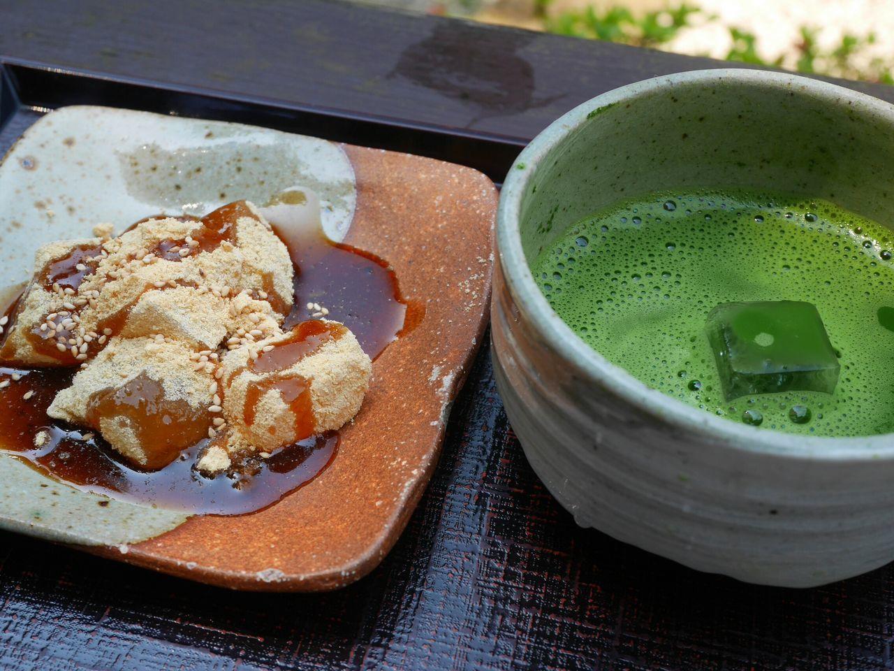 Street Food Worldwide わらび餅 鎌倉 First Eyeem Photo