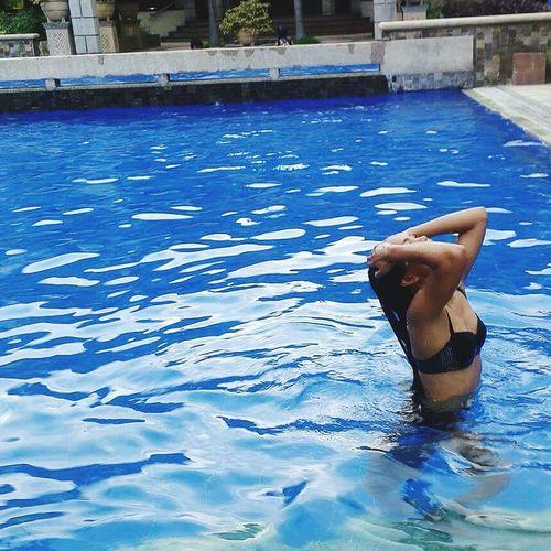 Swimming Relax