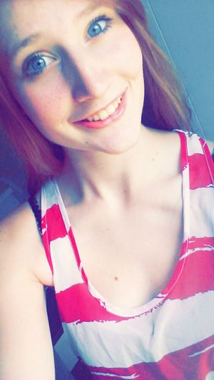 Girl Pretty BlueEyes Sunmer2015 First Eyeem Photo