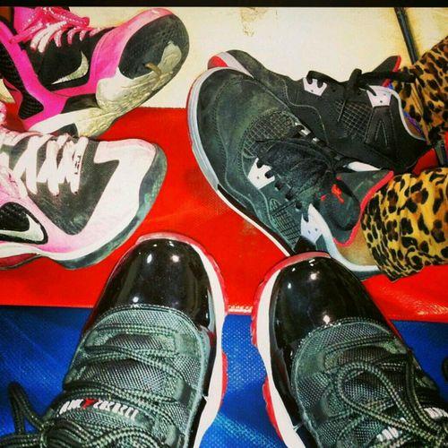 knoe da shoess