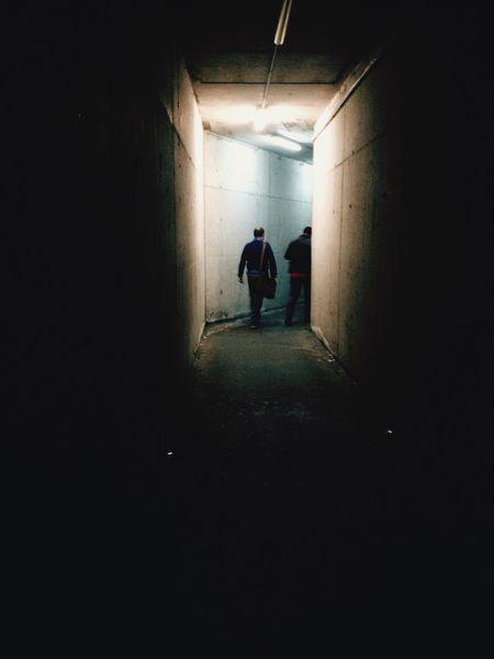 Hospital Tunnel