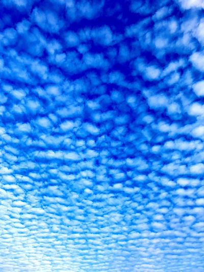 EyeEmNewHere Blue Abstract Backgrounds Pattern Close-up No People Full Frame Textured  Sky Day Nature Beauty In Nature Art Sky