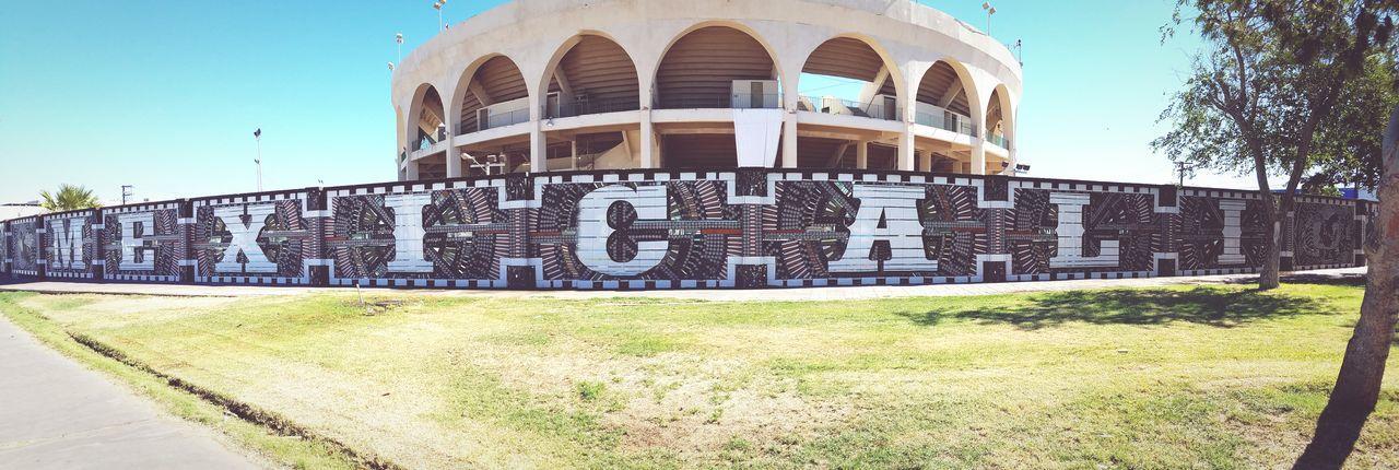 Streetart Mexicali Baja California