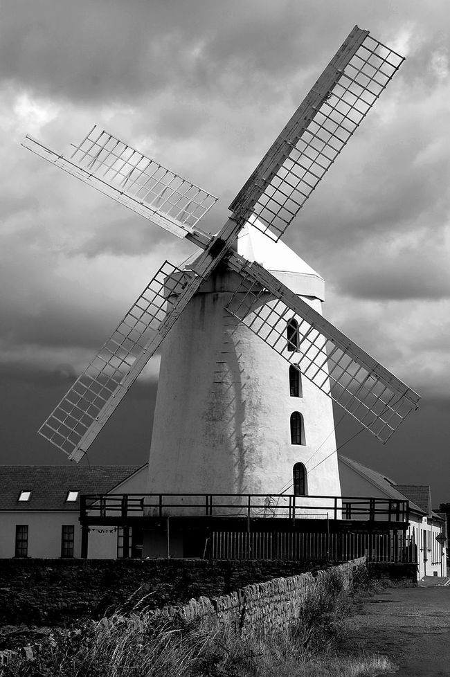 Blennerville, Ireland Alternative Energy Architecture Blennerville Building Exterior Built Structure Cloud - Sky Day Environmental Conservation Fuel And Power Generation Industrial Windmill Nature No People Outdoors Power In Nature Renewable Energy Rural Scene Sky Traditional Windmill Wind Power Wind Turbine Windmill