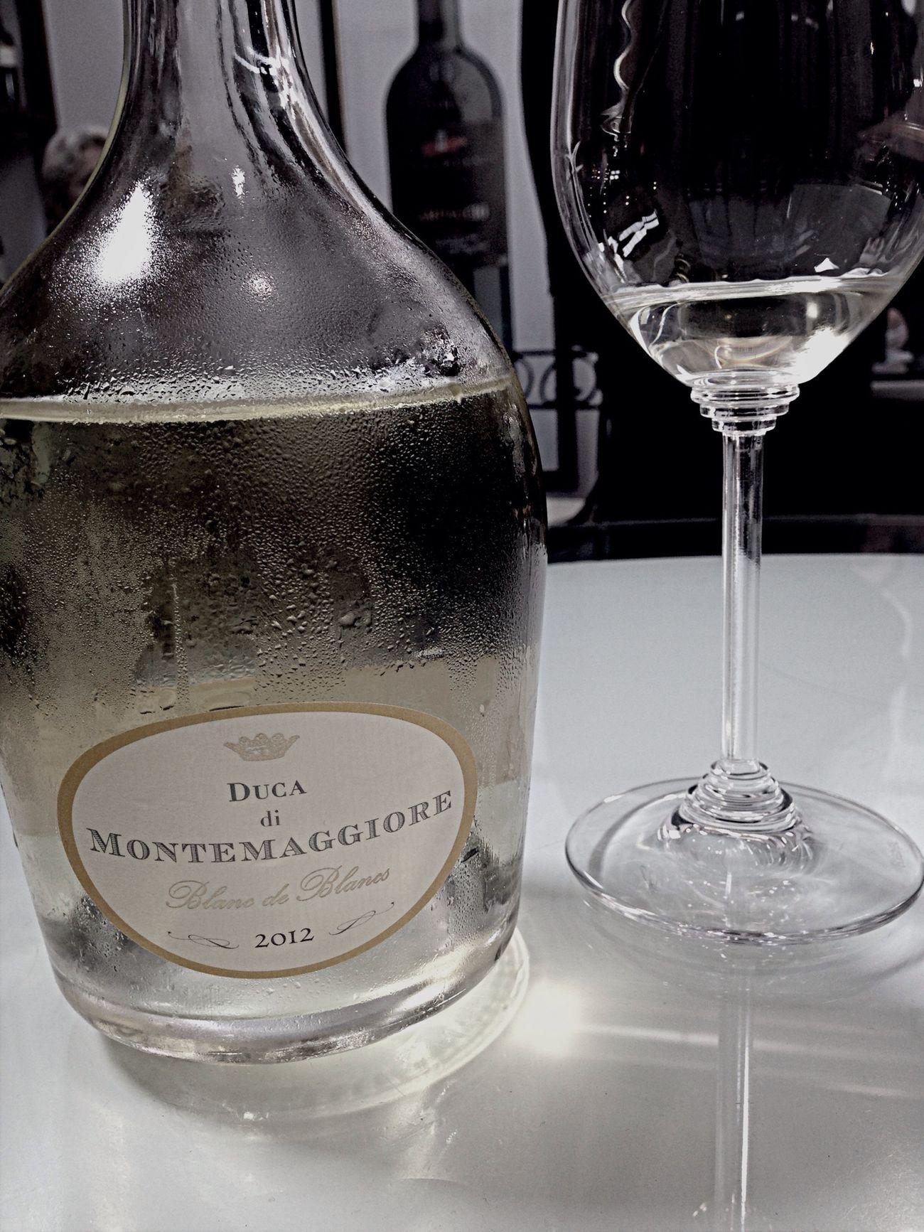 Excellent White Wine Vinitaly 2014 Duca Di Montemaggiore Blanc De Blancs