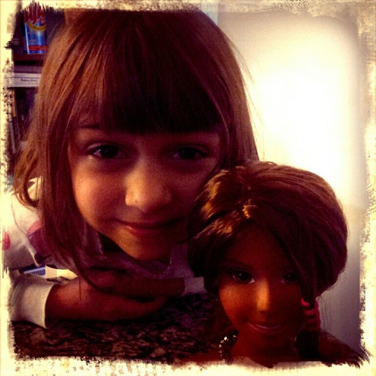 Ana y la Barbie