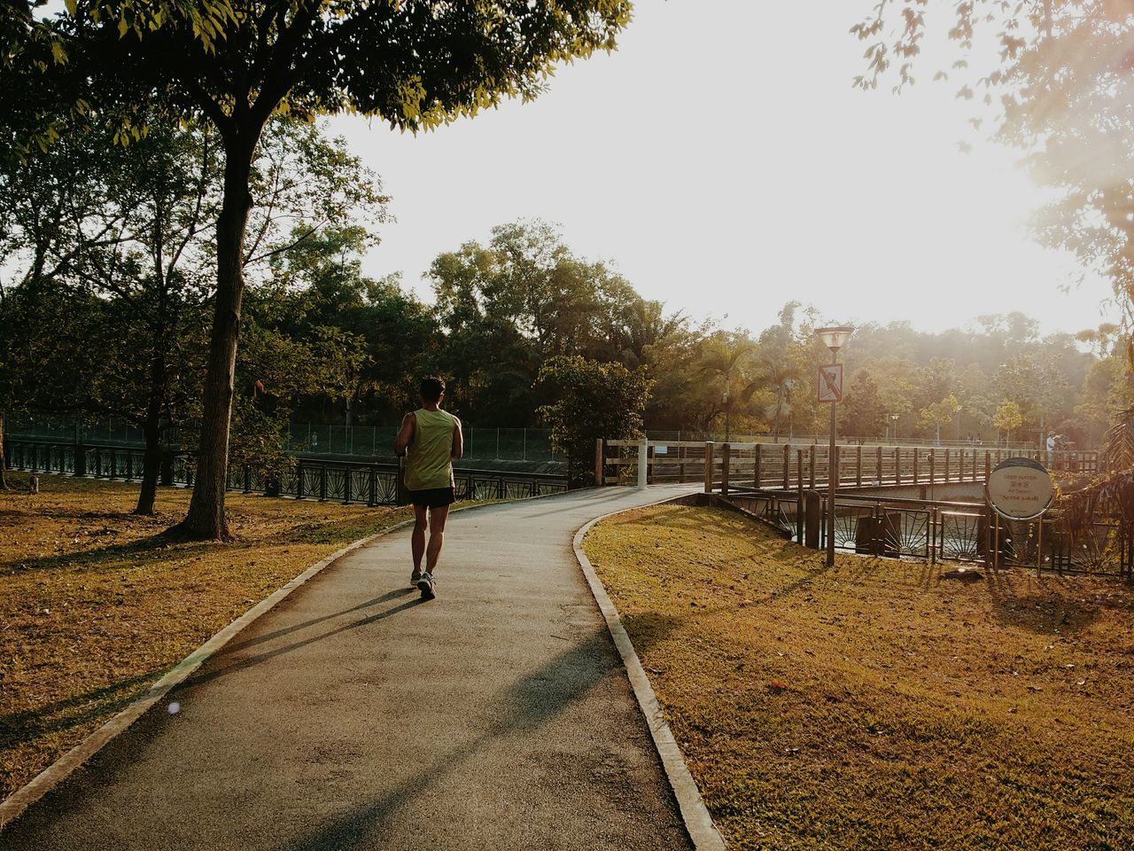 Beautiful stock photos of sonne, Day, Exercising, Fitness, Footpath