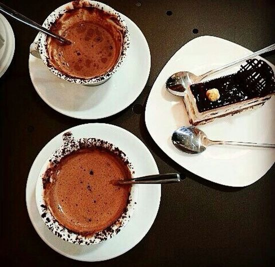 Relaxed with Masyanya??? Time For Dessert!