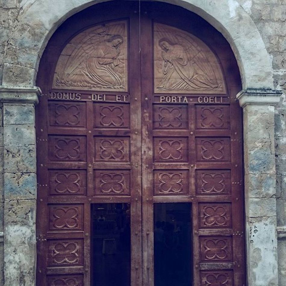 San Nicolas De Tolentino Parish Church in Malabuyoc Cebu SouthCebuHoliday Travelphoto Philippines Oldchurch Door The Architect - 2016 EyeEm Awards Eyeem Philippines