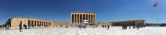 Ankara/turkey Anıtkabir ATATÜRK ❤