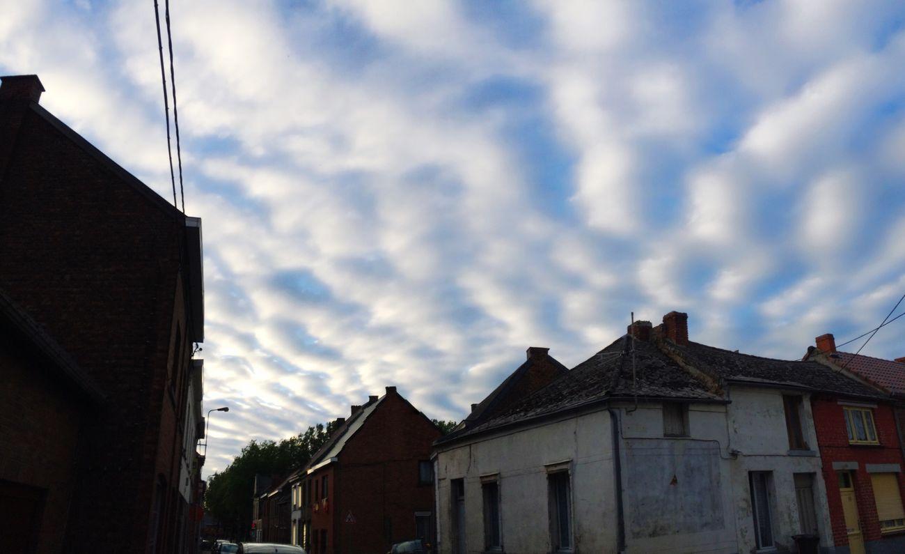 Ciel Sky Summer Dour Doureuuuh Panorama Panoramic