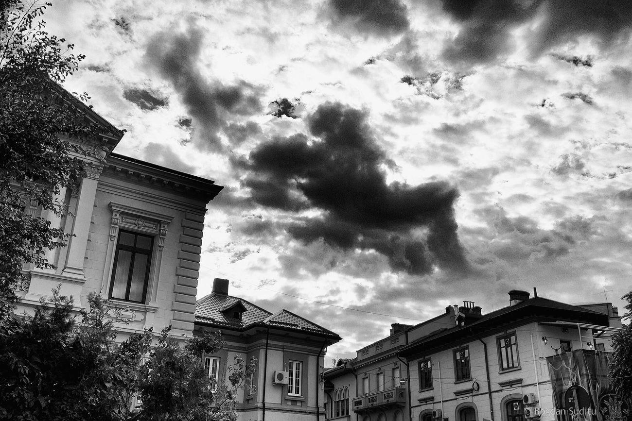 Before rain Blackandwhite EyeEm Bucharest Meetup Bucharest Days Hdr_Collection