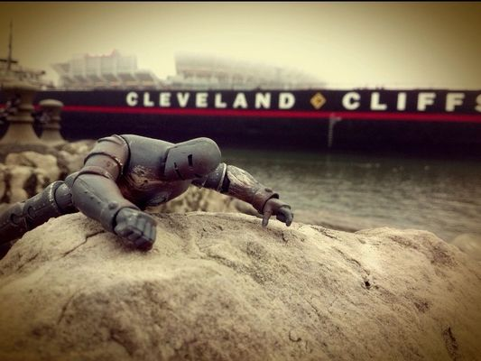 Toys in Cleveland by Sassa Stark