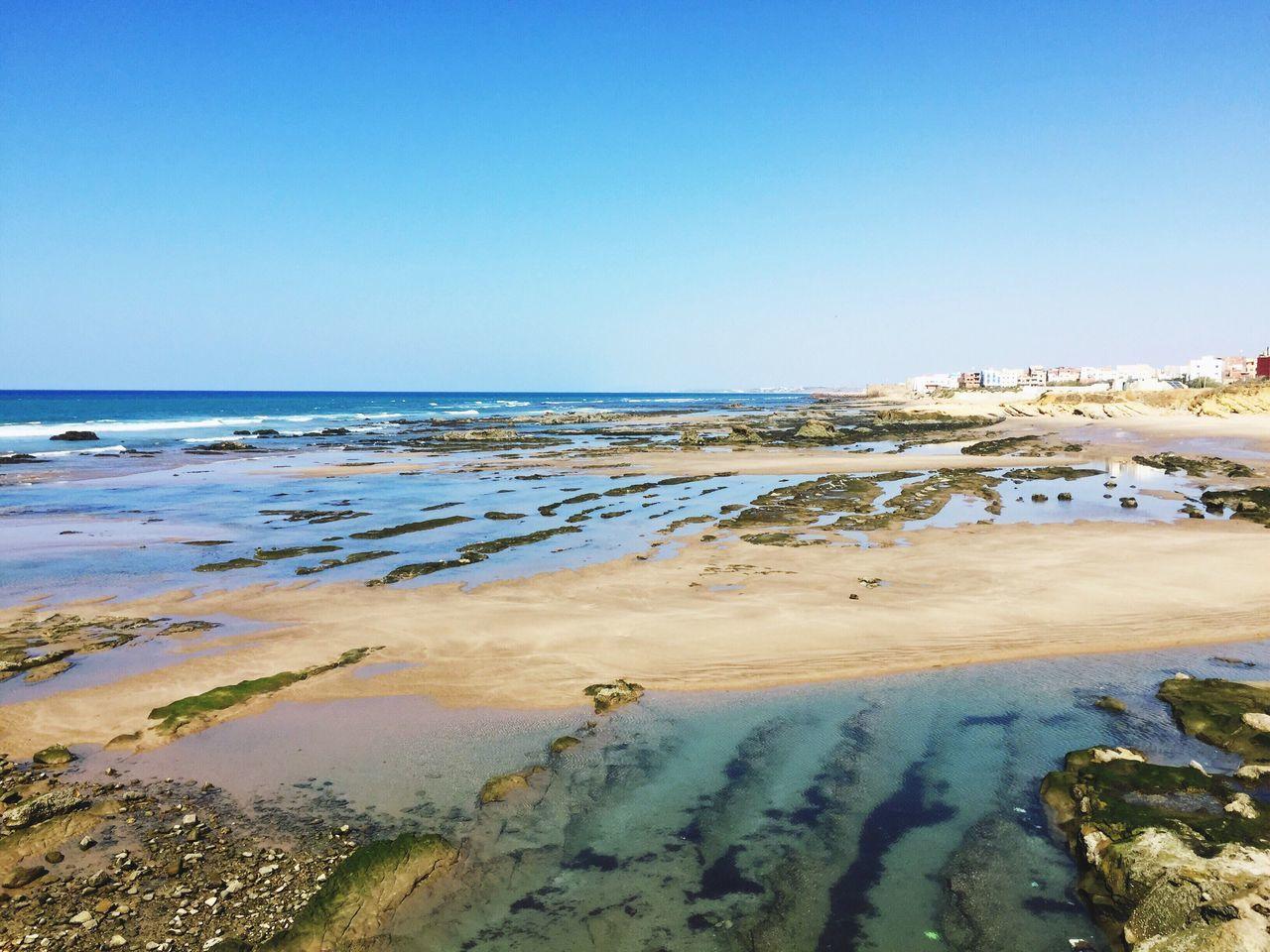Asilah Morocco Clear Sky Sea