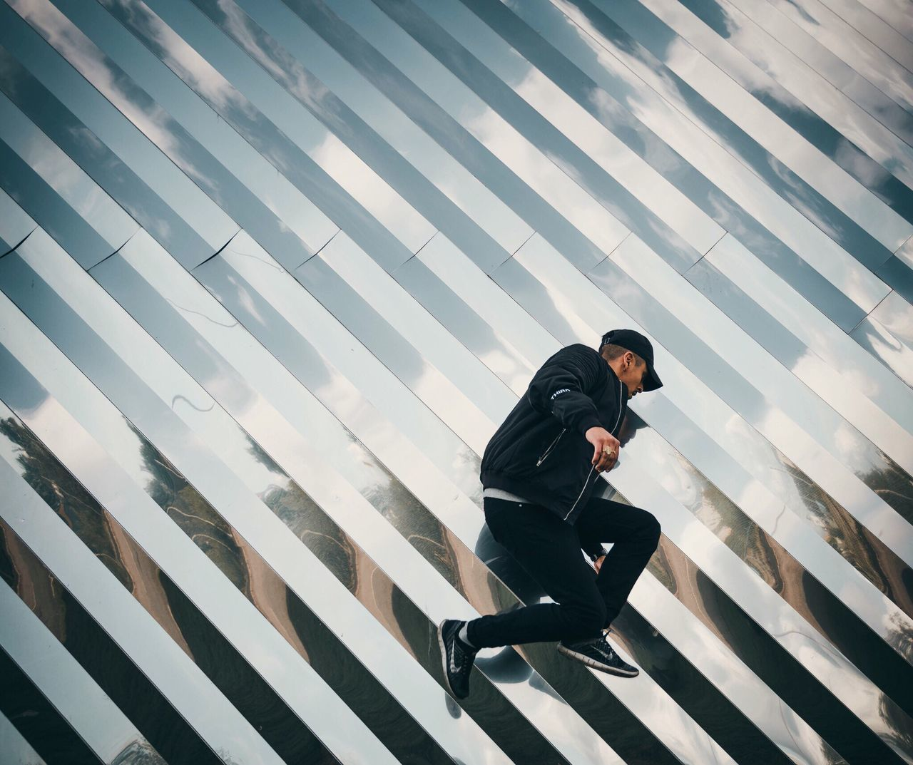 high angle view vertical one person minimalism minimal City silver casual clothing Portraits Lines Streetwear lifestyles Lifestyle clothing Leading Lines model Composition EyeEm Best Edits outdoors EyeEm Best Shots Architecture portrait mix yourself a good time The Week on EyeEm EyeEmNewHere