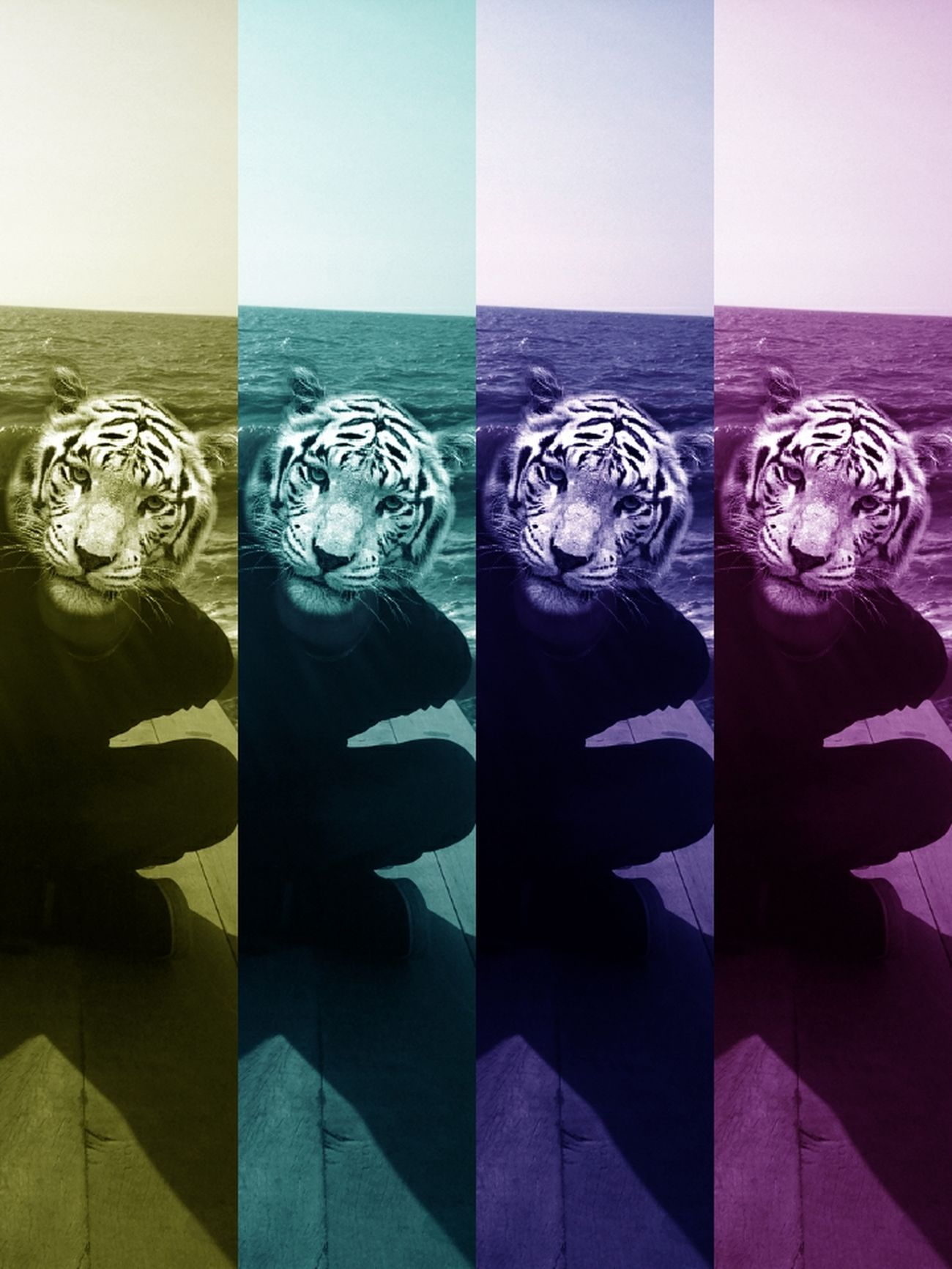 I'm Free Tiger