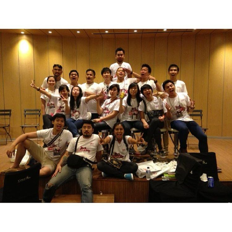 Great people great experience thanks god Idfest13 Crew