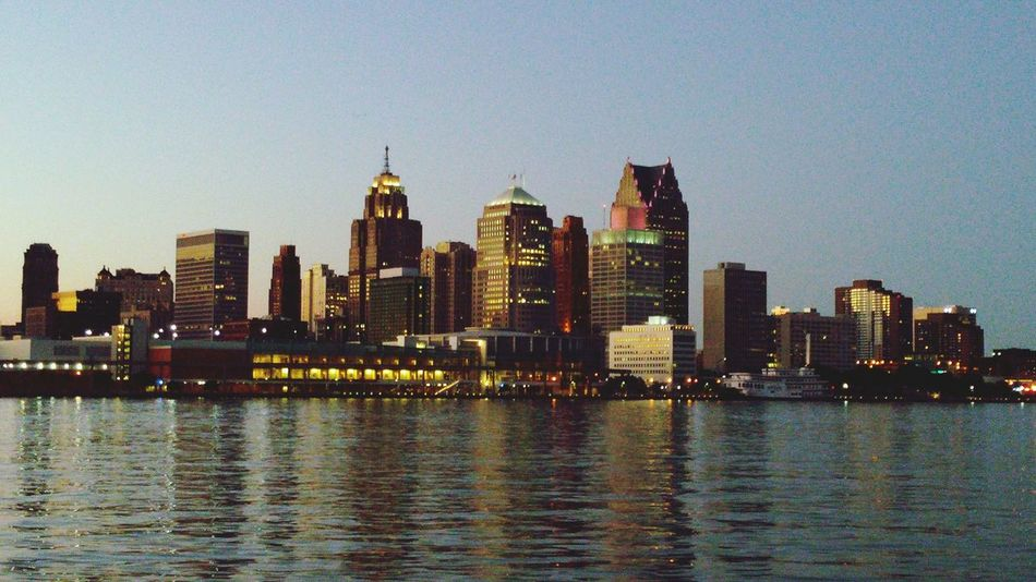 Beautiful stock photos of detroit, Architecture, Building Exterior, Built Structure, City