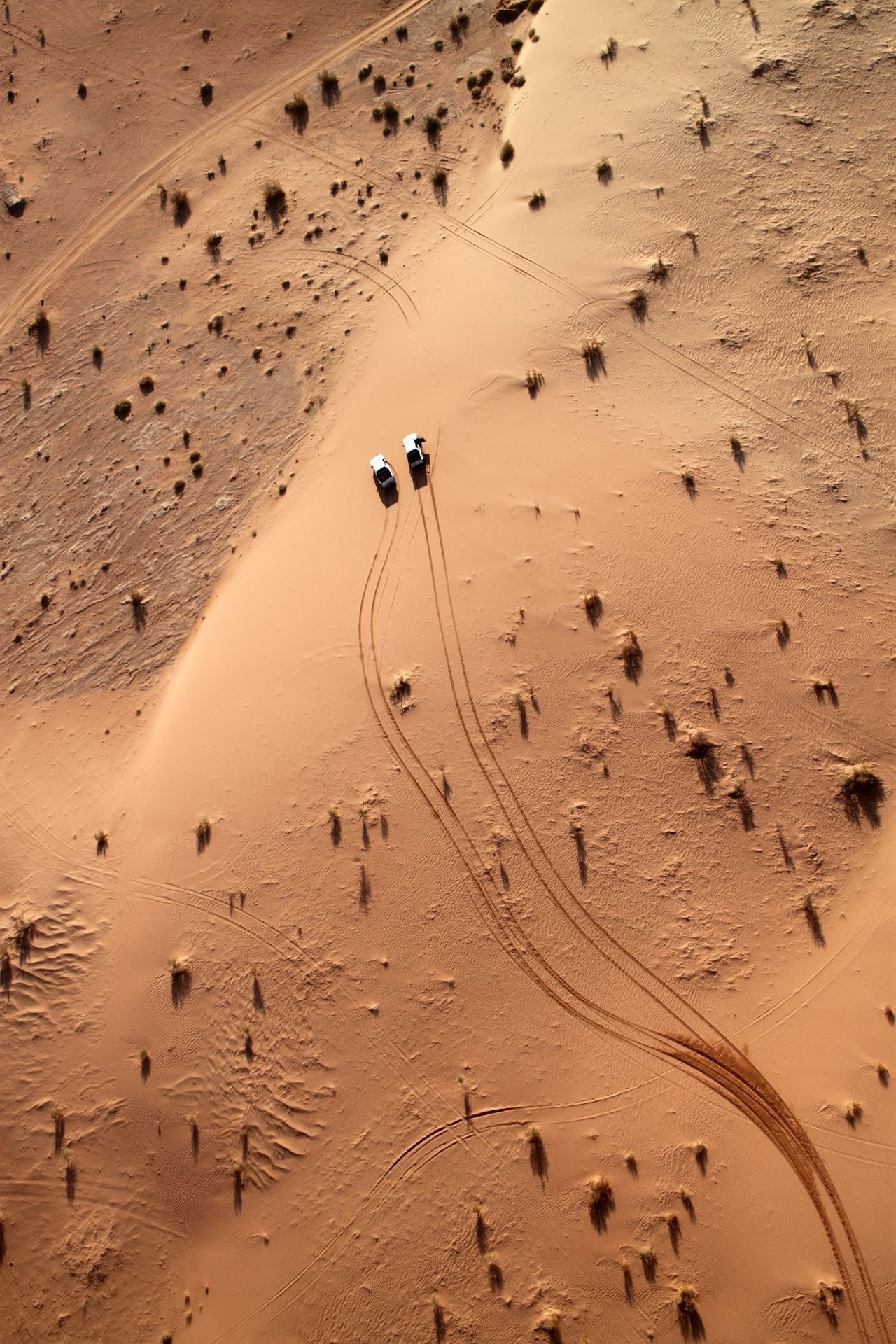 NEM Landscapes EyeEm Best Shots Near And Far Aerial Shot Deserts Around The World Wadi Rum-Jordan