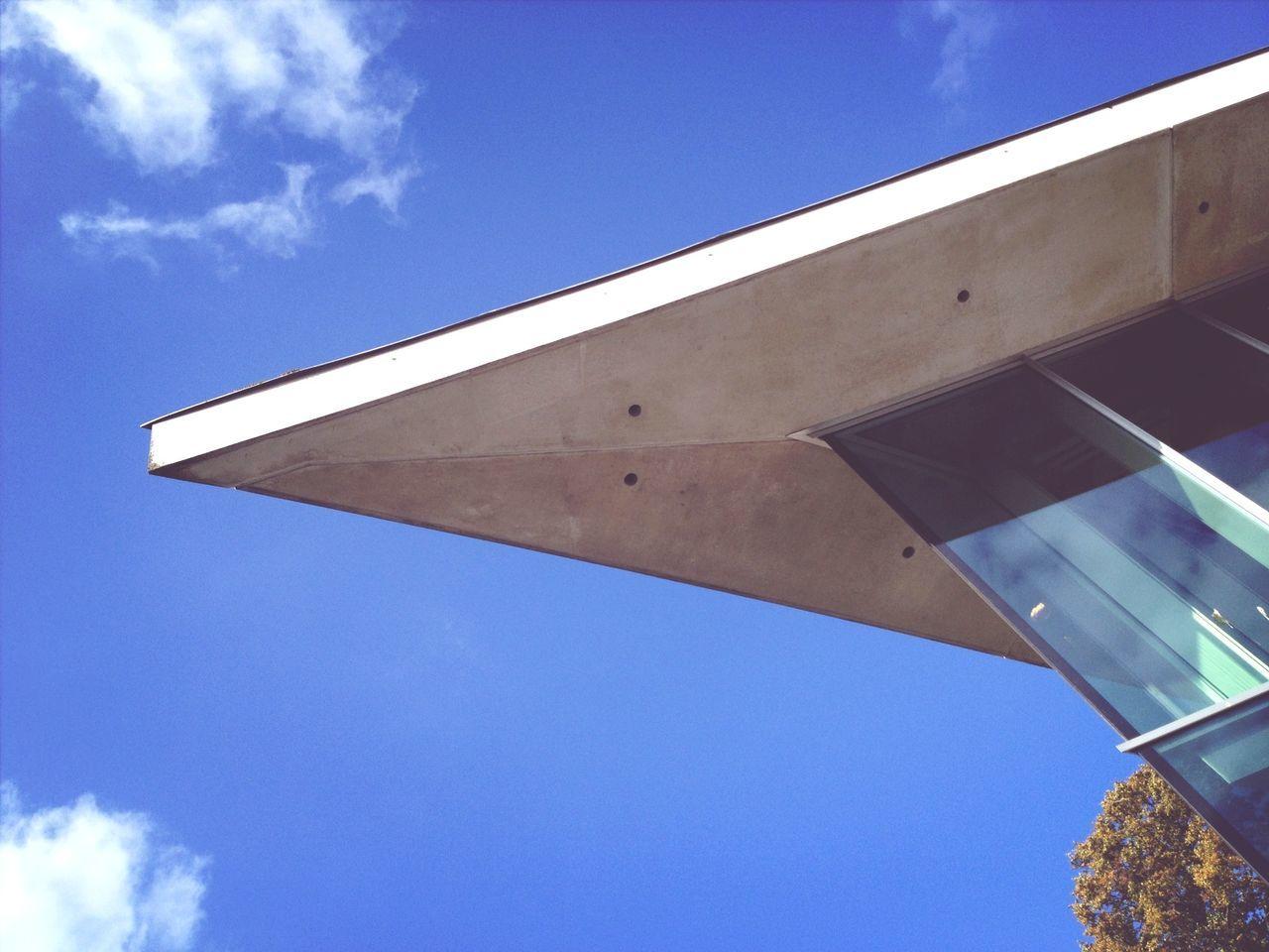 Architectural Detail Roof Architecture in Halmstad Sweden