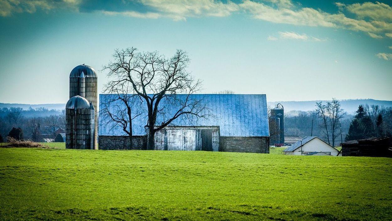 Farm Farmland Farming Landscape Landscape_photography Pennsylvania Turnpike Paturnpike
