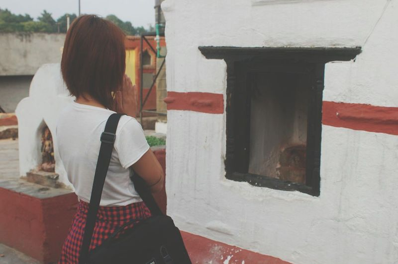 Praying For Nepal