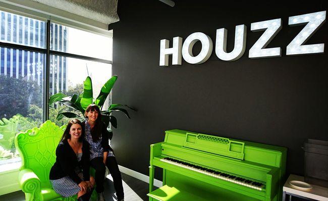 Palo Alto California San Francisco Startup Houzz Houzzoffice Office