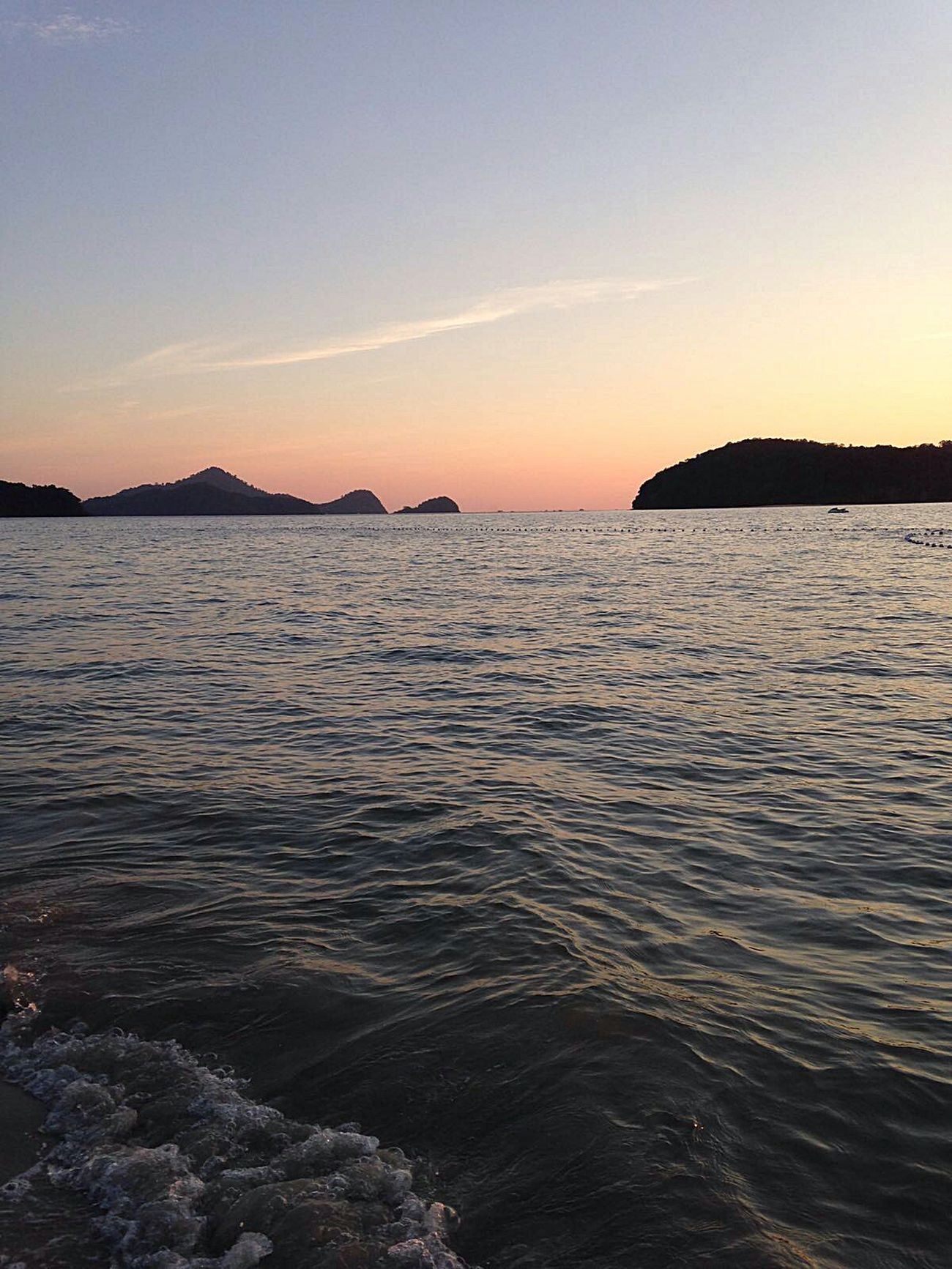 Throwback to Langkawi beach. Look At Where I Landed Showcase: February I Looked For Patterns EyeEm Nature Lover Places I've Been ThingsIfindbeautiful Serenity My Madness Is The Only Love Sunset