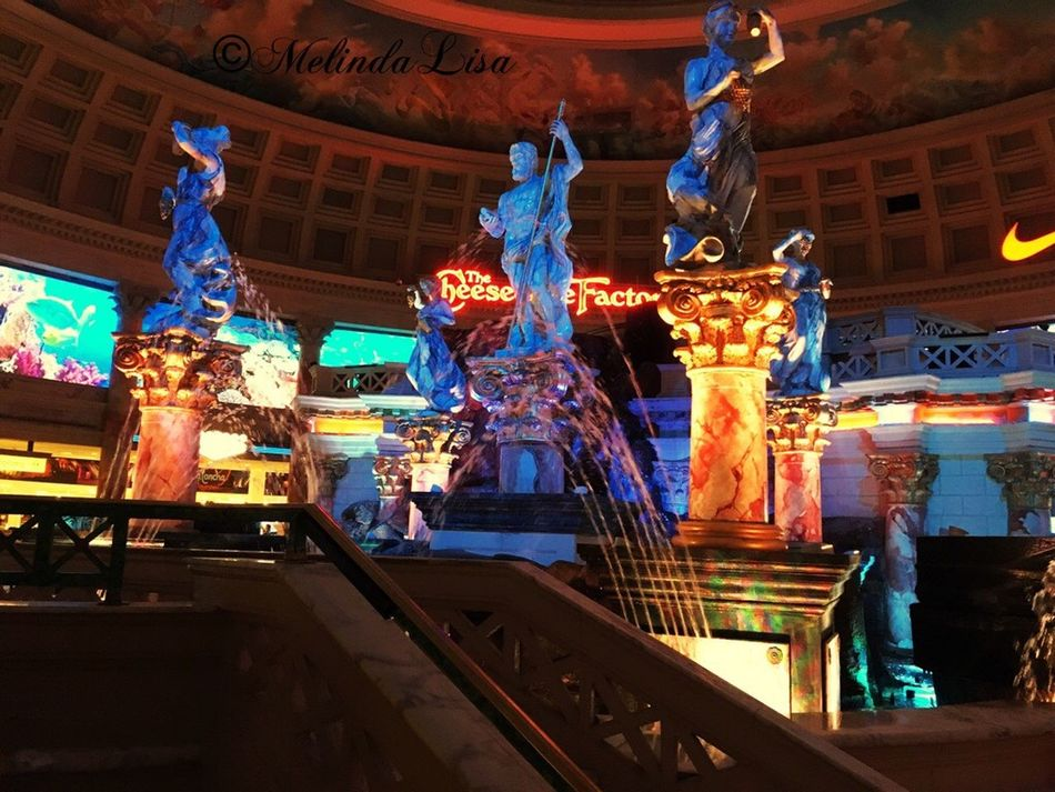 Caesarspalace Home Is Where The Art Is Color Of Life Hidden Gems  Luxurylifestyle  Pillars Of Light First Eyeem Photo Roma