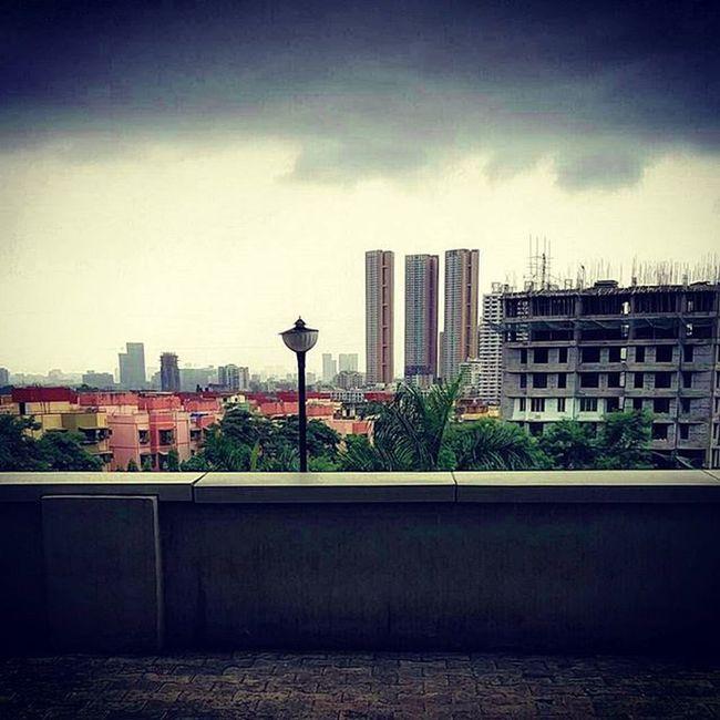 Gloomy day.