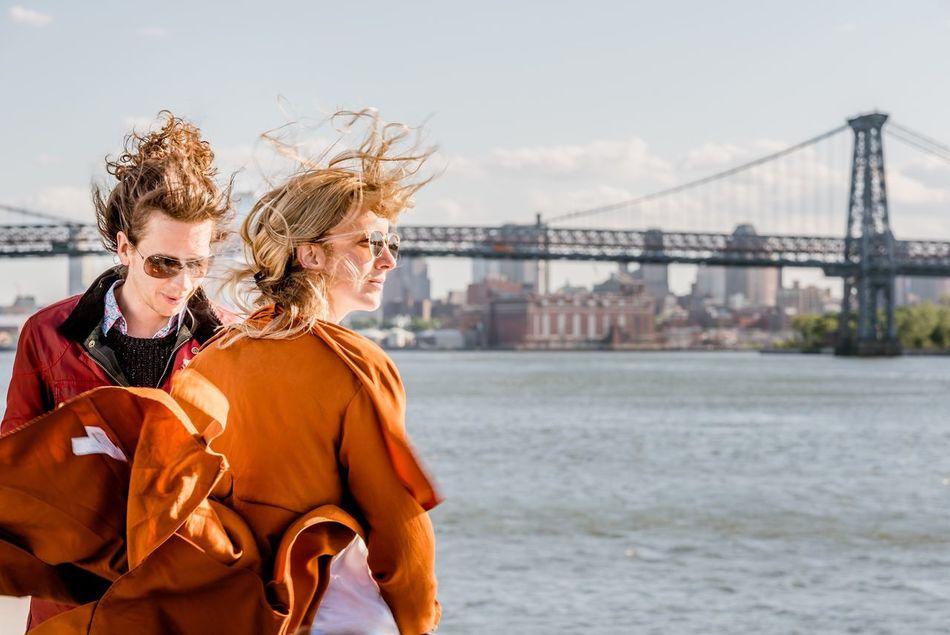 Feel The Journey Enjoying the view on East River Ferry in Manhattan, New York EyeEm X Canon - Feel The Journey